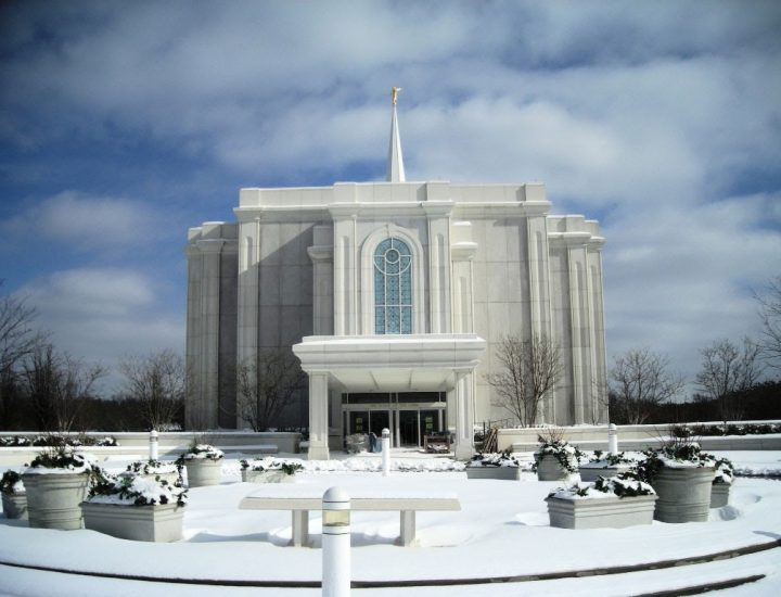 St. Louis LDS Temple