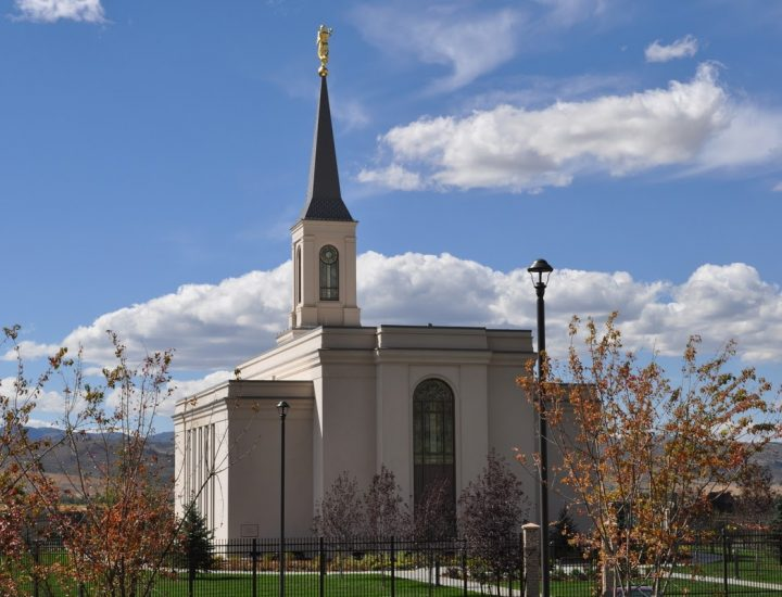 Star Valley Wyoming LDS Temple